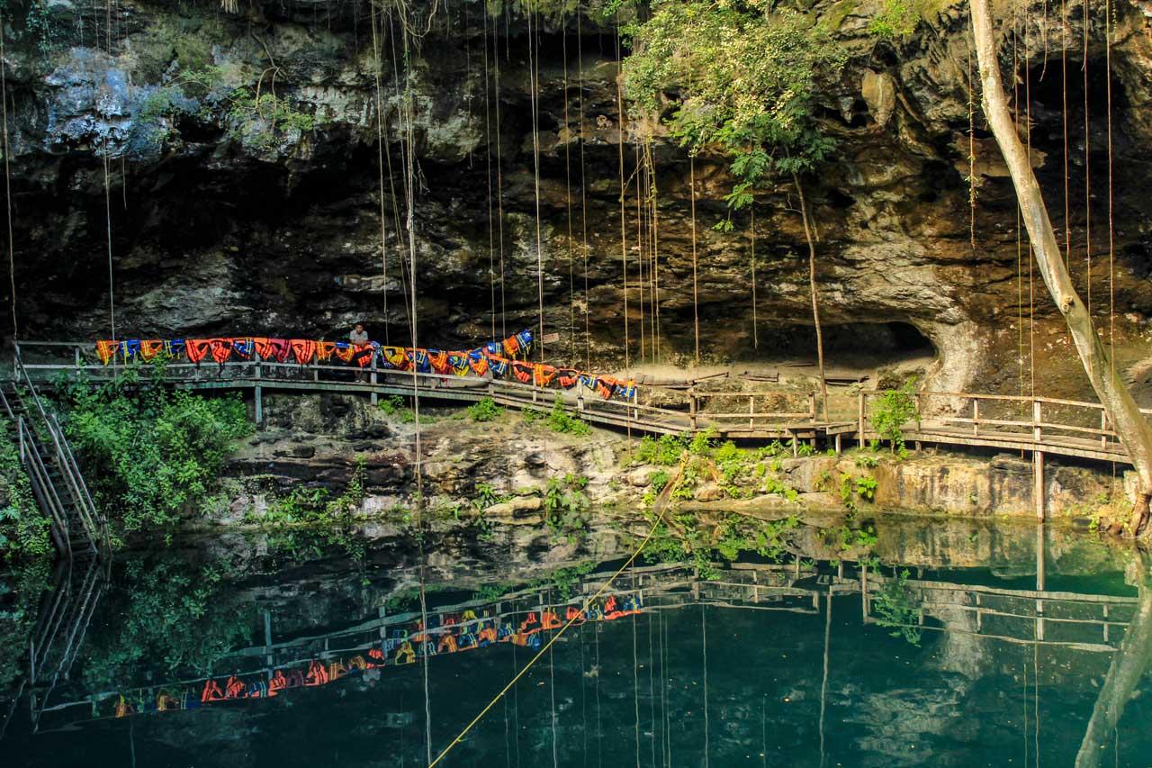 Cenote X'Canché