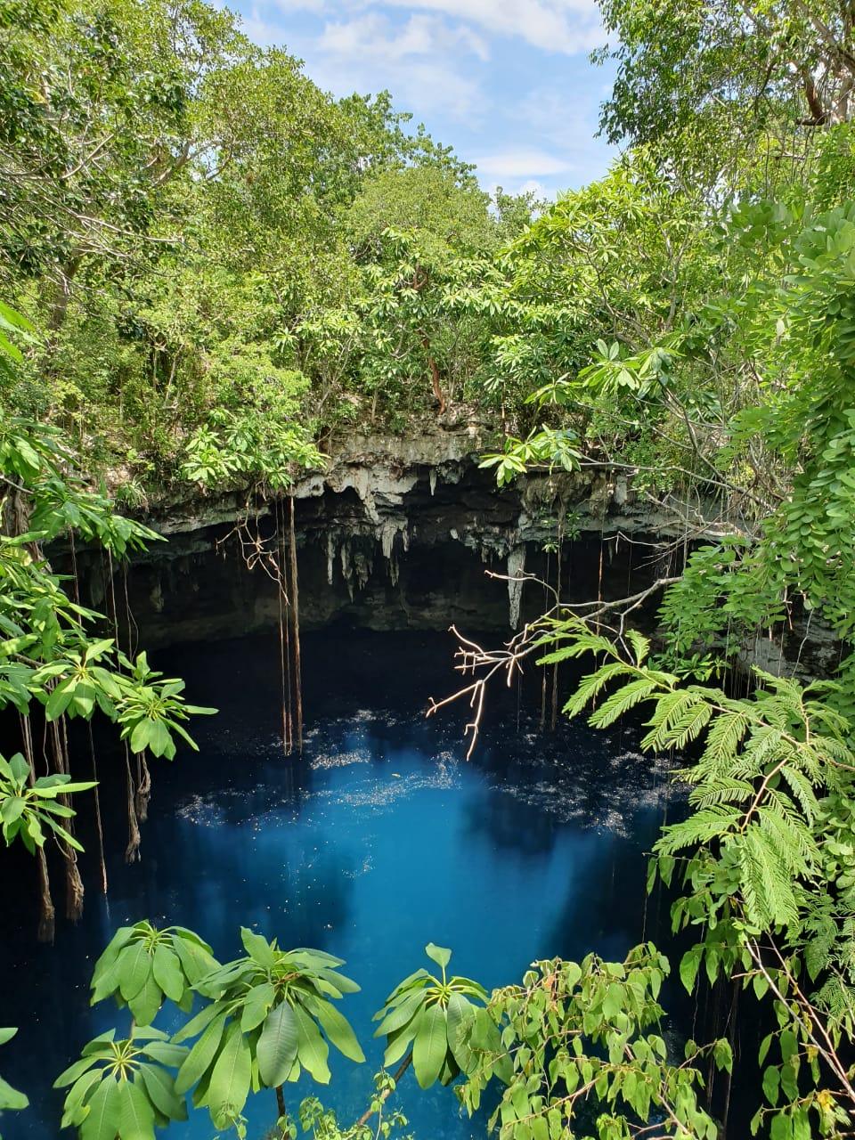 Cenote Xooch